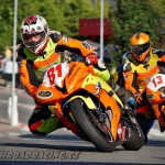 Orange – road racing