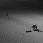 Monínec Dark snow 2014
