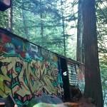 Jess v Kanadě – Whistler druhý den