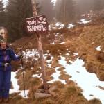 Výprava za prvním sněhem