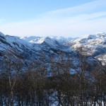 Zima jako v Norsku  – video