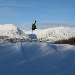 Zima jako v Norsku