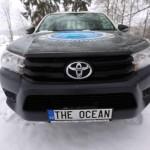 Toyota Hilux Revo Test