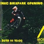 Bikepark Monínec – opening