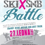 SNB vs SKI battle – propozice